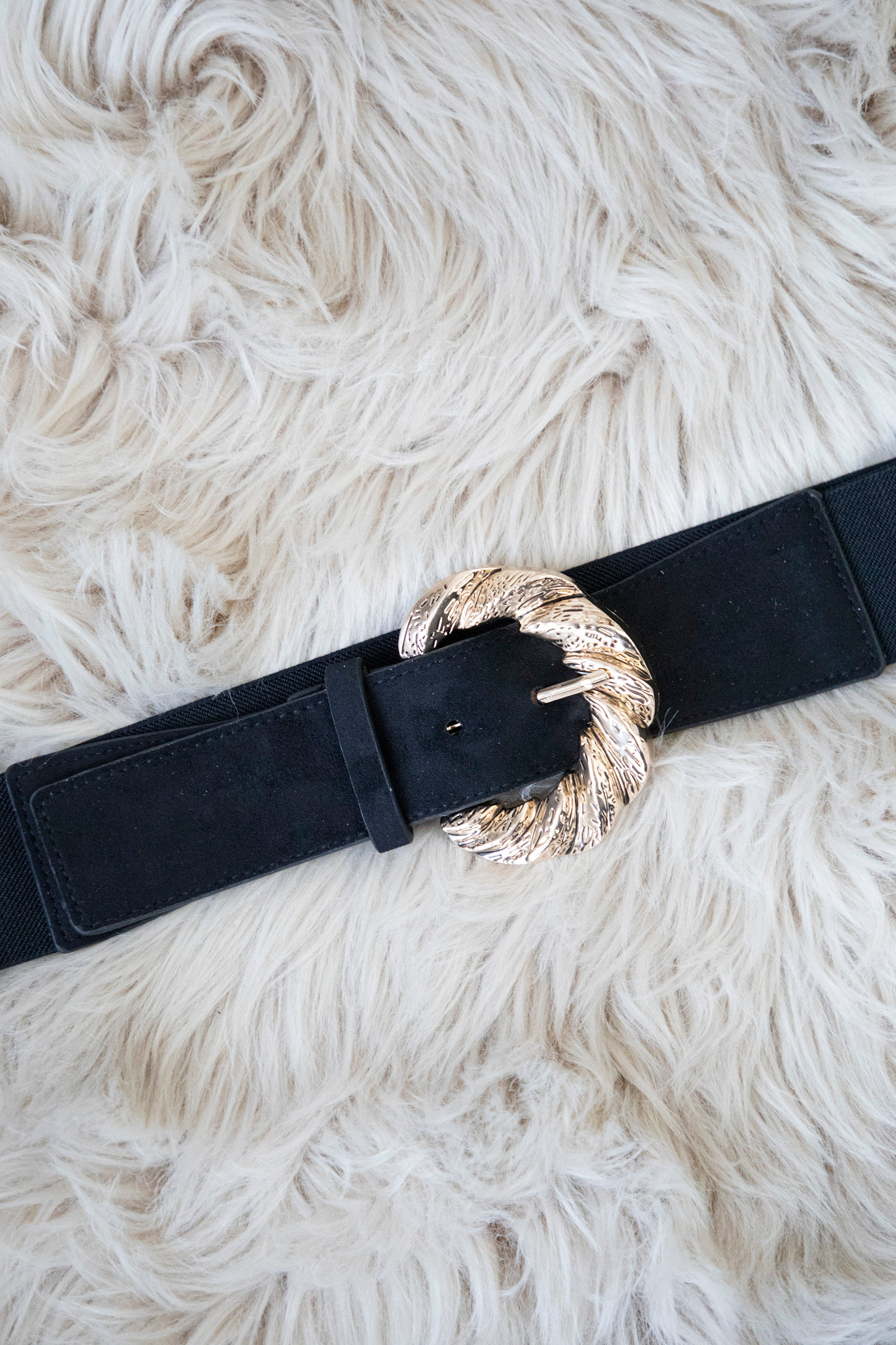 Got Me Twisted Black/Gold - Taille Riem