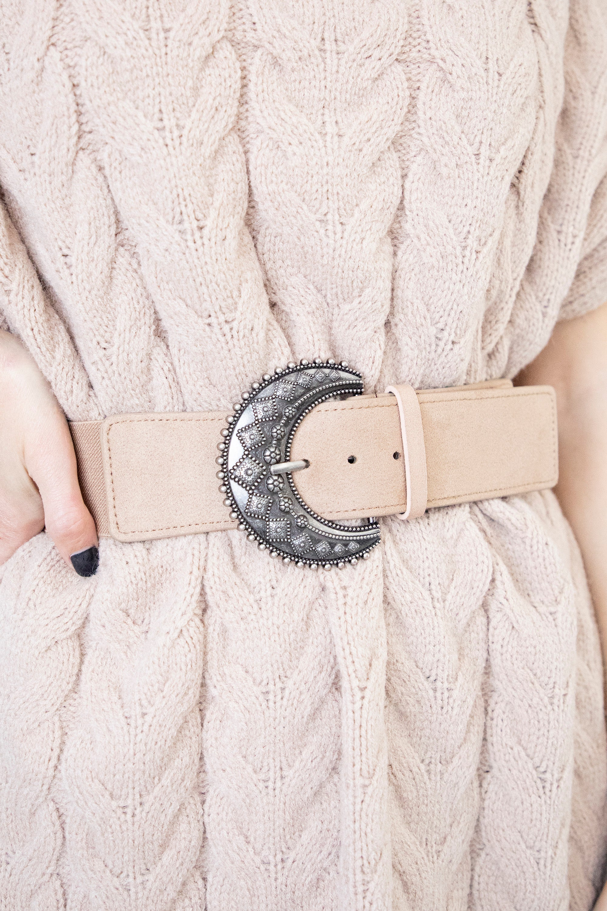 To The Moon And Back Camel/Silver - Taille Riem