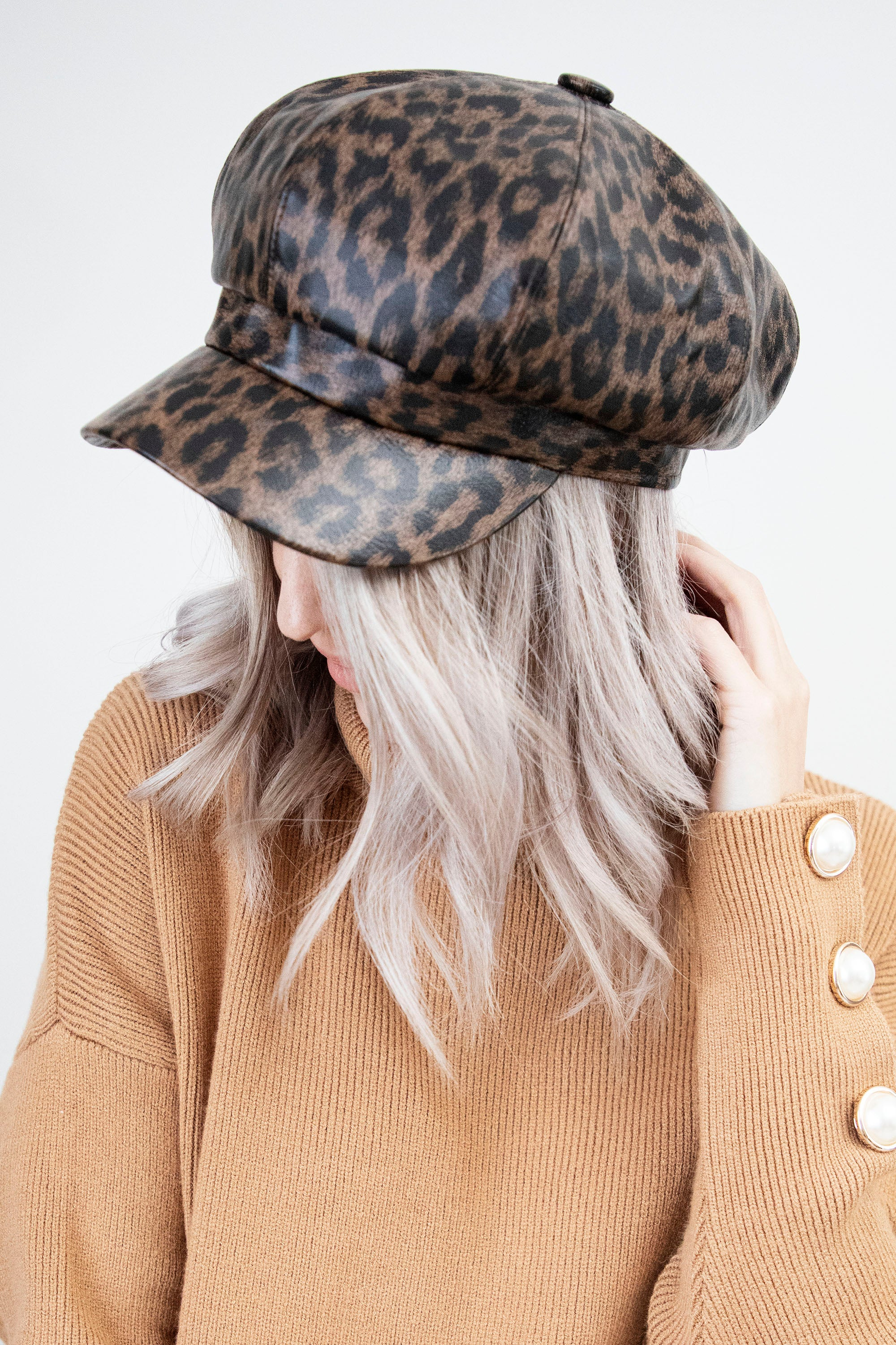 Wild Thoughts Brown - Cap