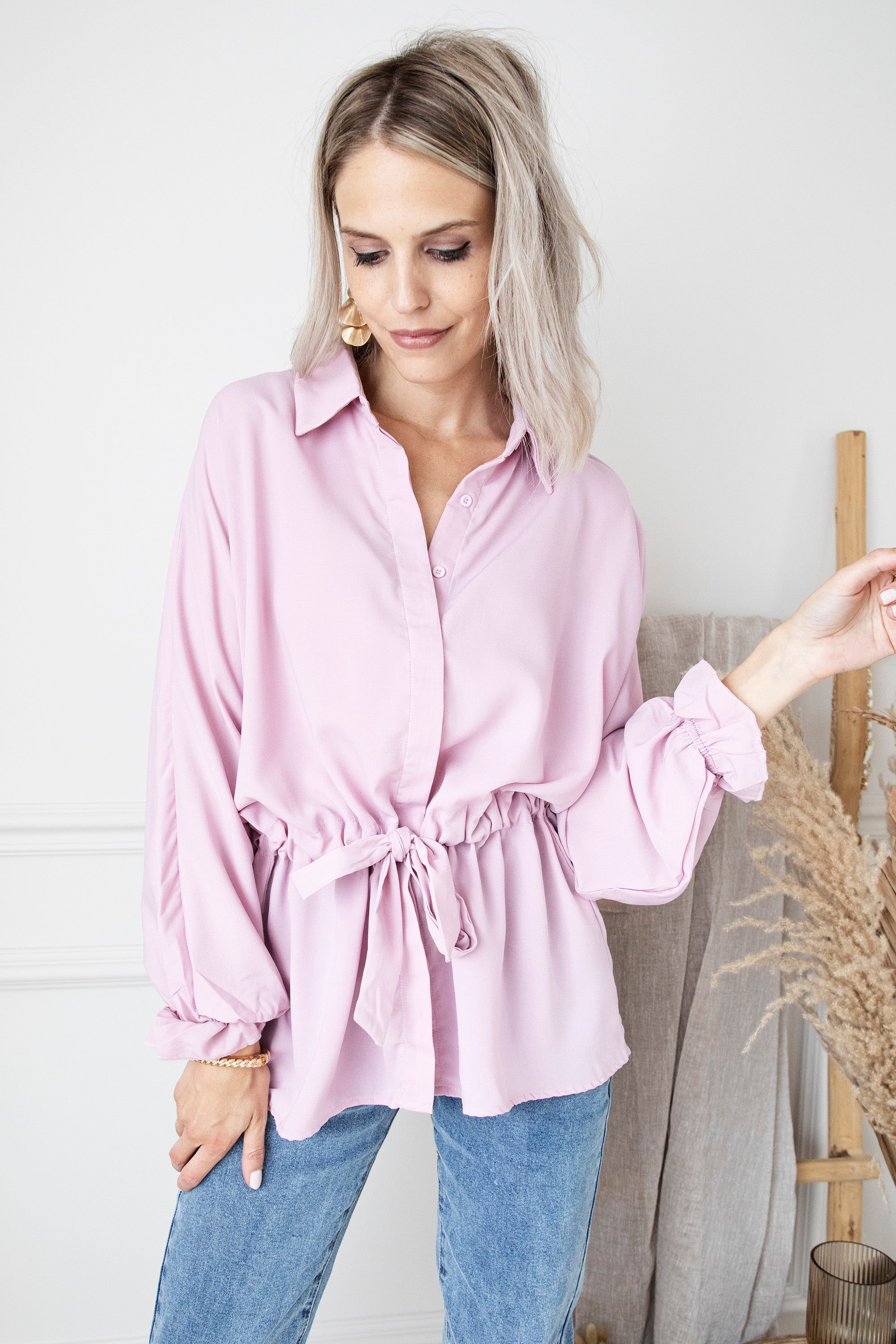 So Attractive Pink - Blouse