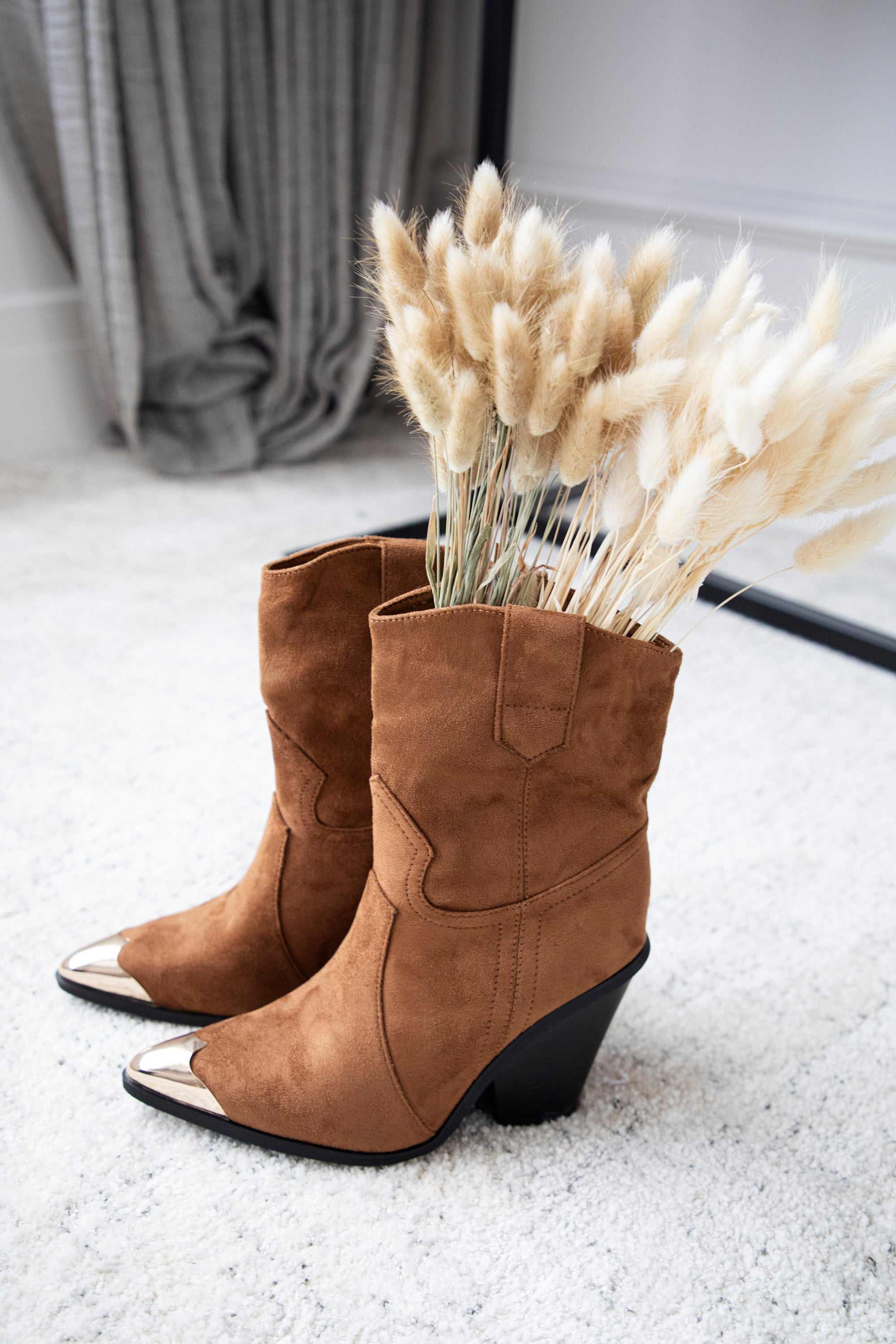 Golden Tips Camel - Boots