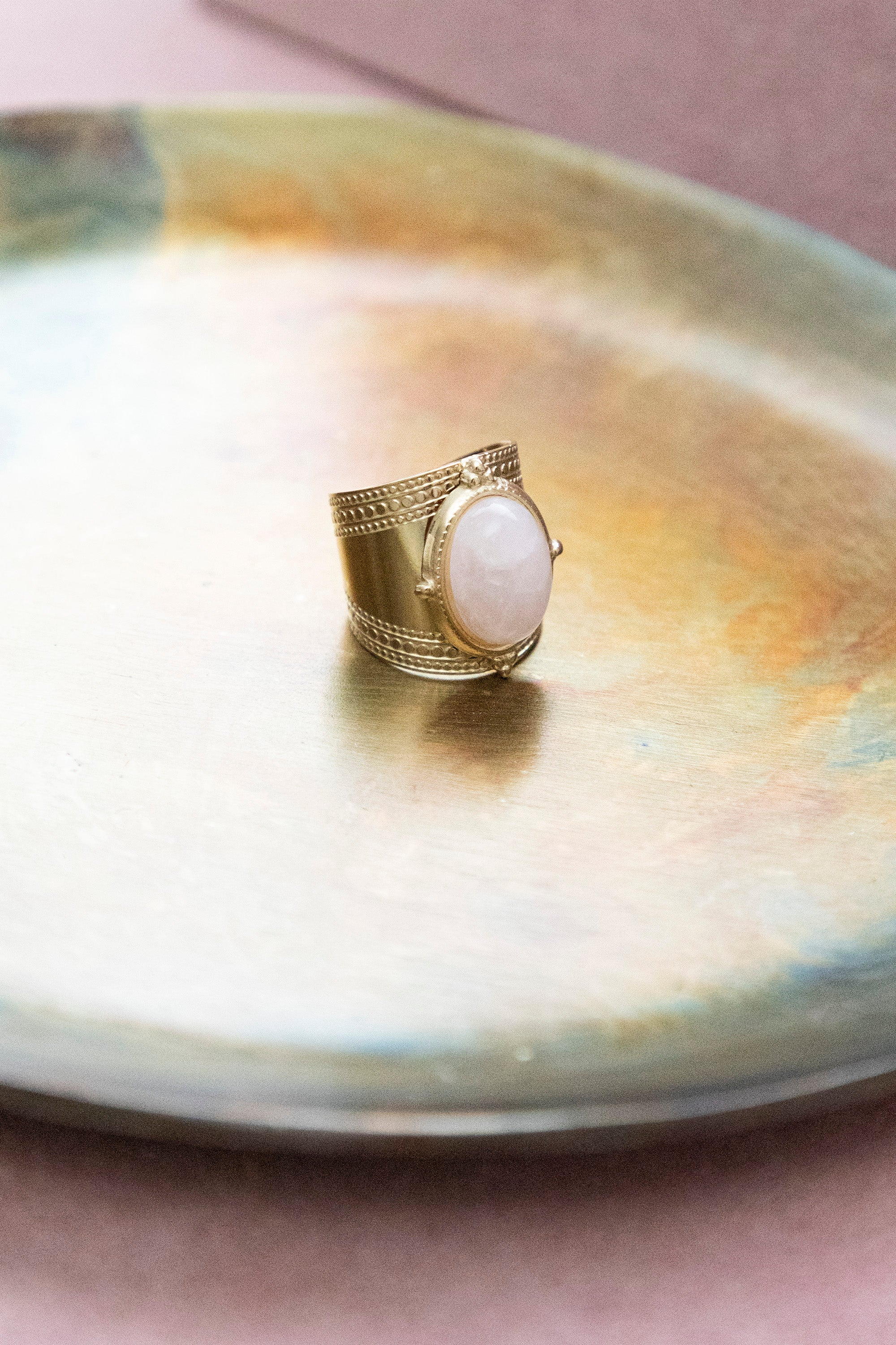 Majestic Soft Pink - Ring