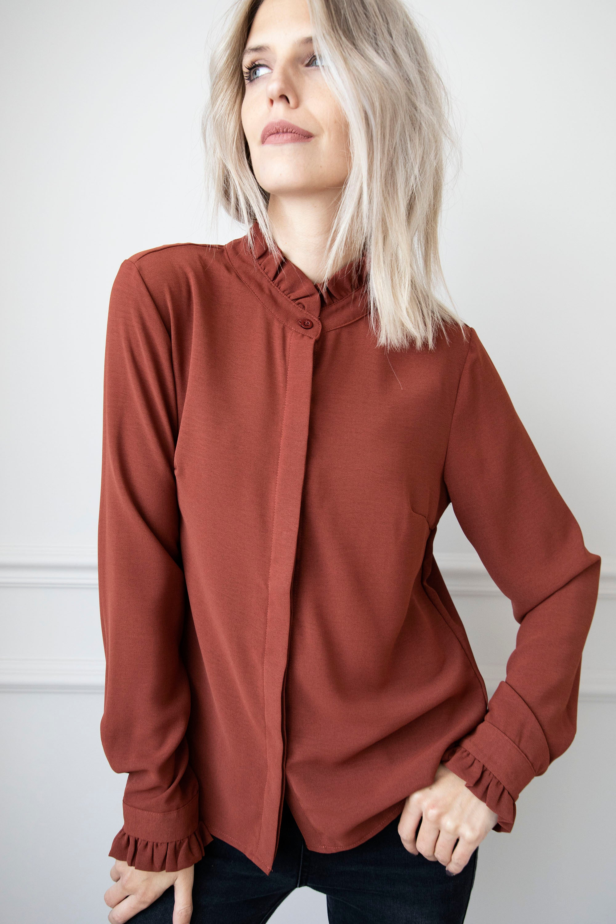 What's The Occasion? Rusty - Blouse