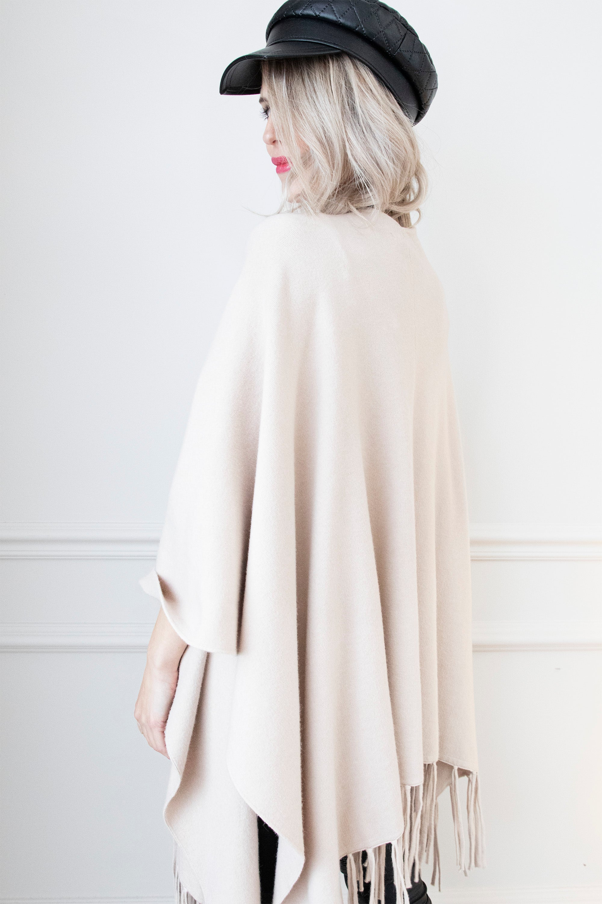 The Warm-Up Cream - Poncho