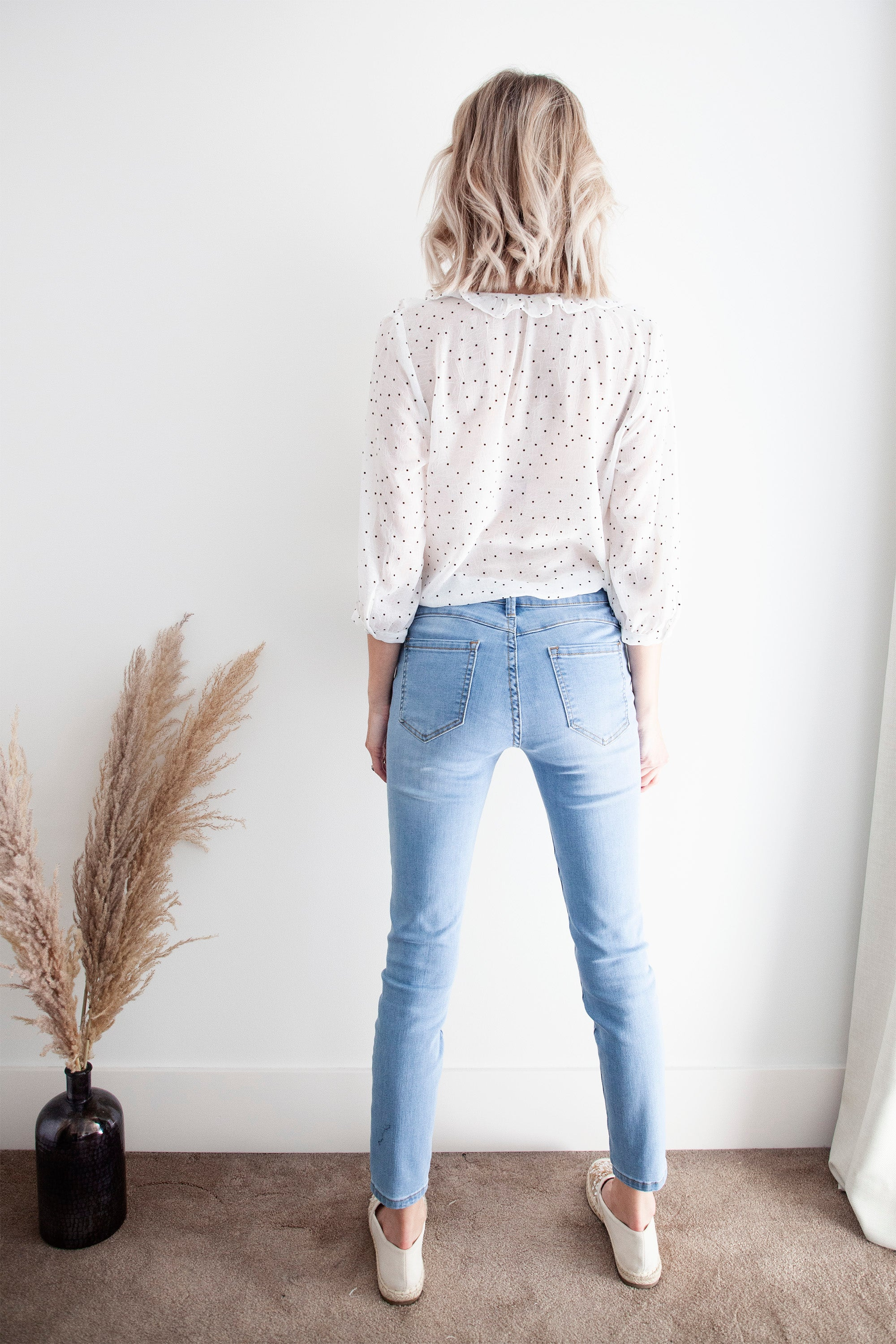 The Sophisticated Blue - Jeans