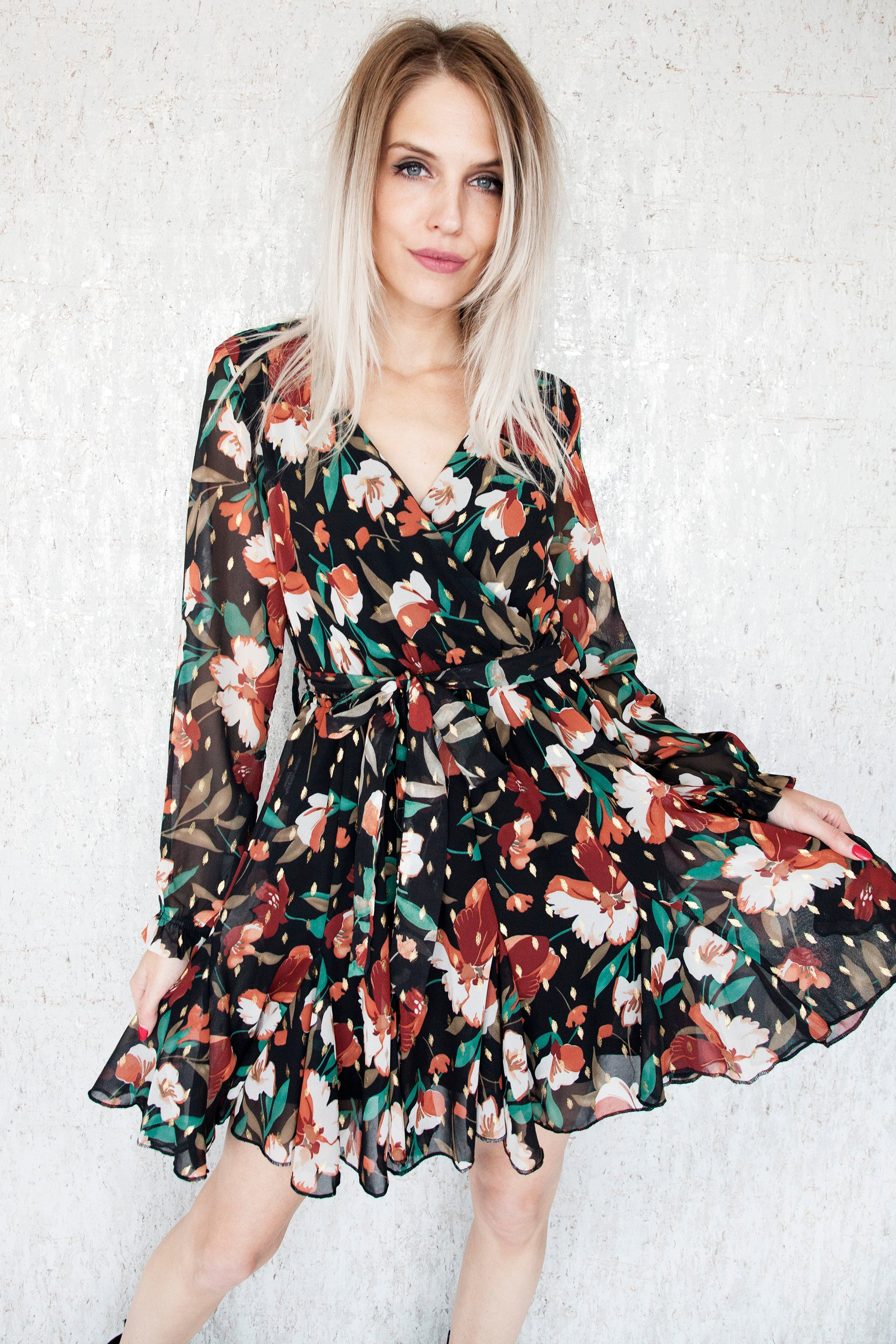Flowers Of Love Mix - Jurk