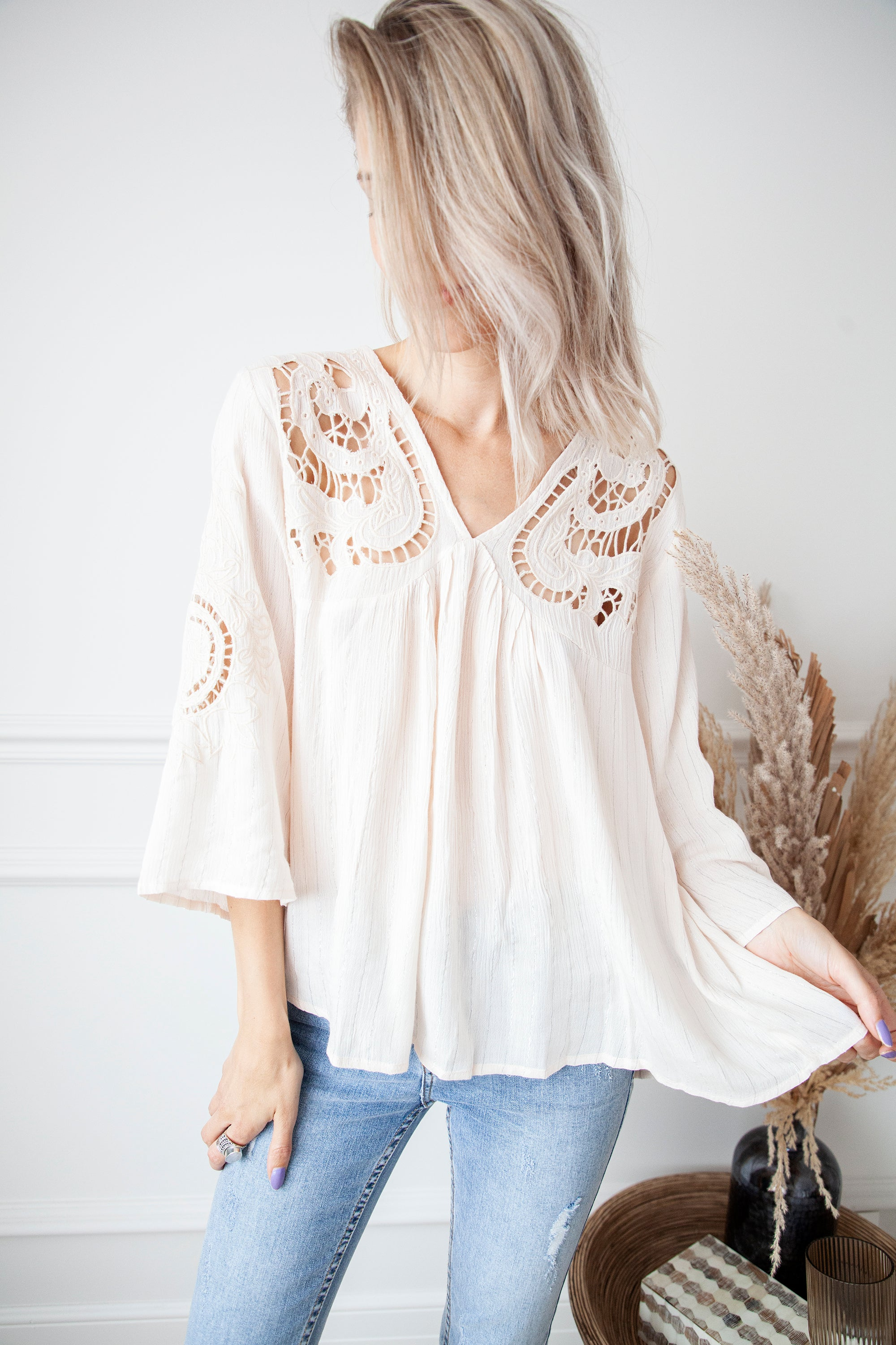 Margarita Soft Rose - Blouse