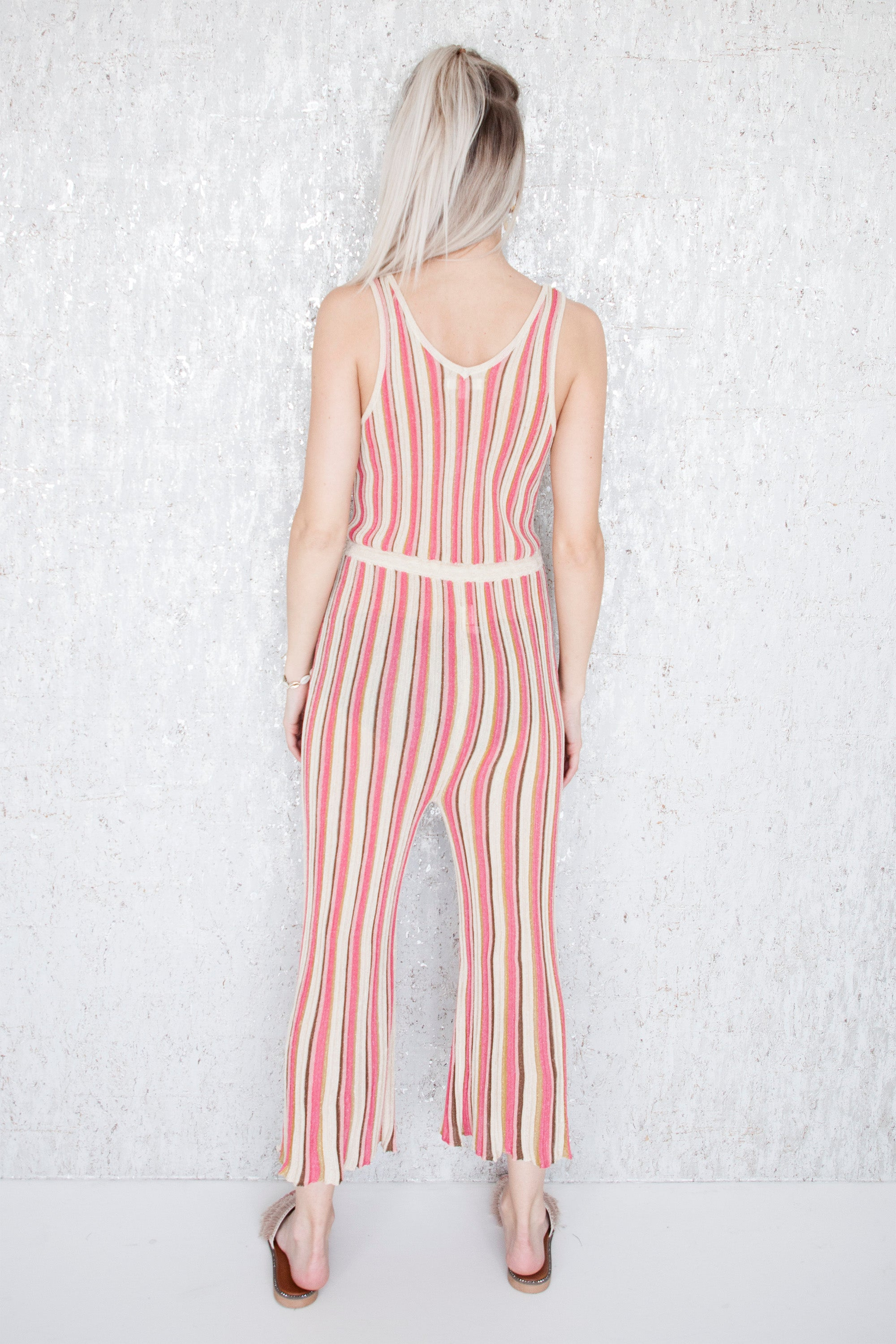 Pink & Gold - Jumpsuit