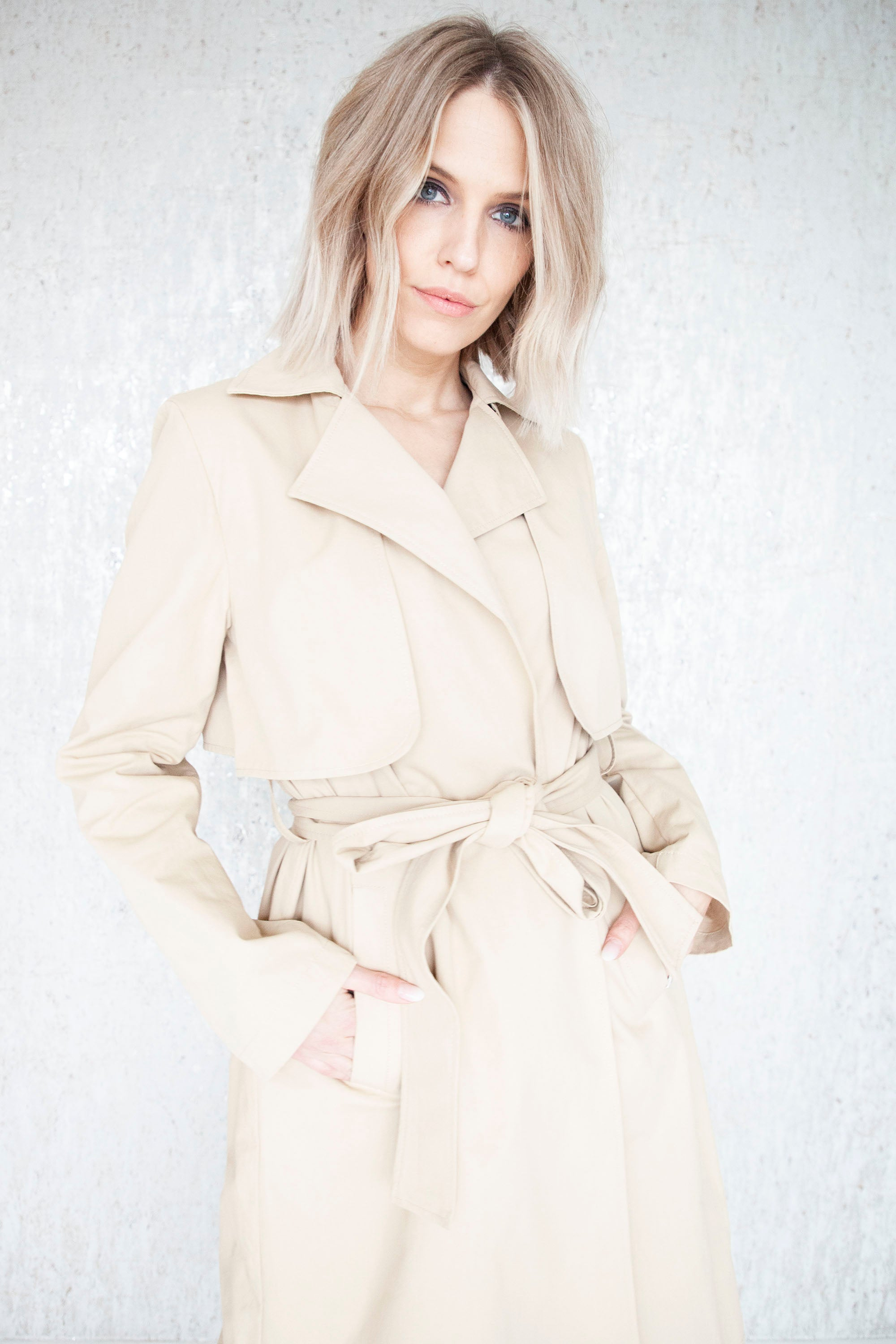 Trendy Trench Beige - Jas