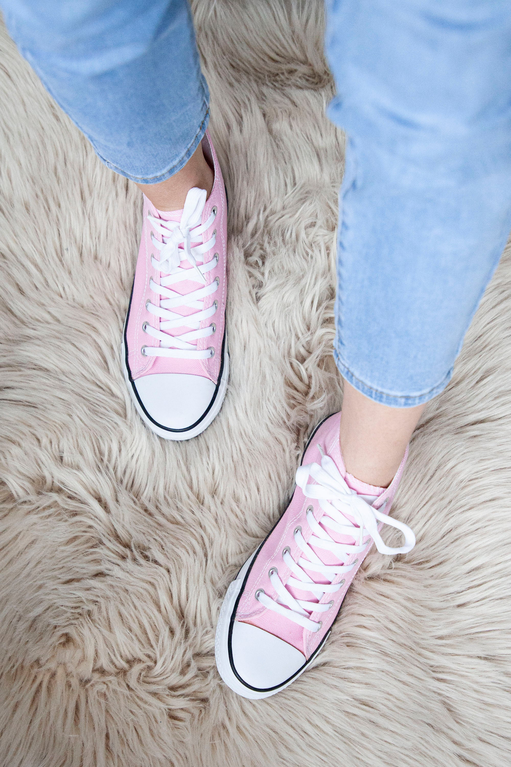 Walk The Stars Pink - Sneakers
