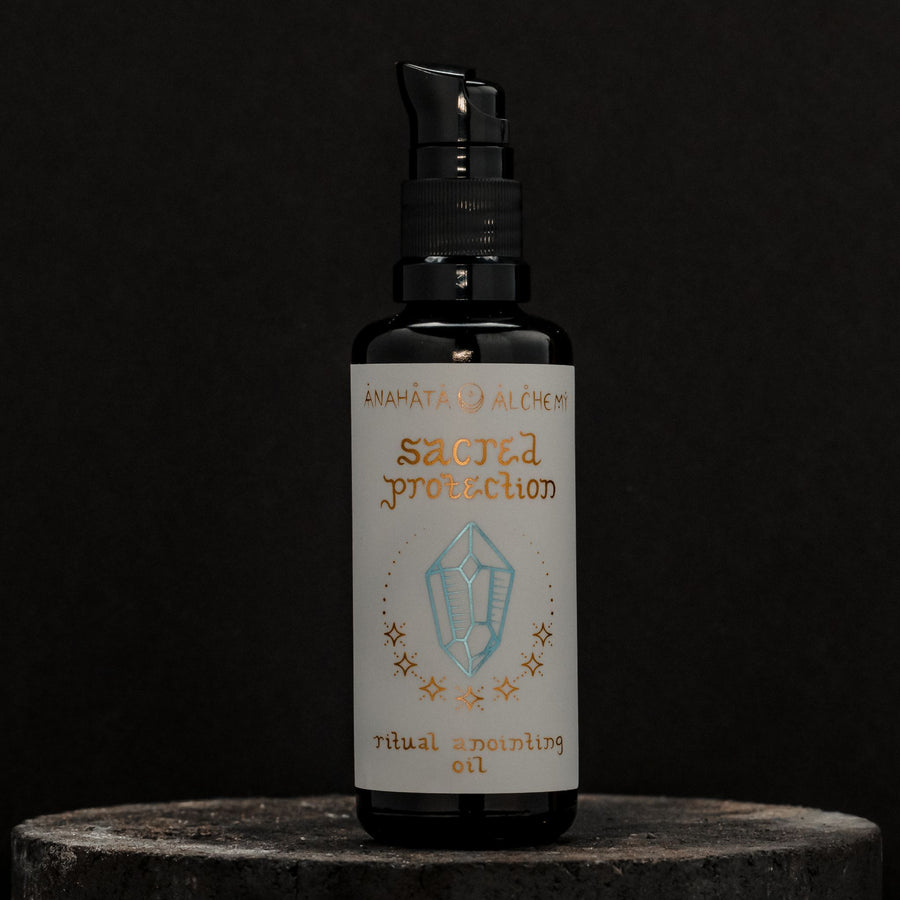 Sacred Protection Anointing Oil