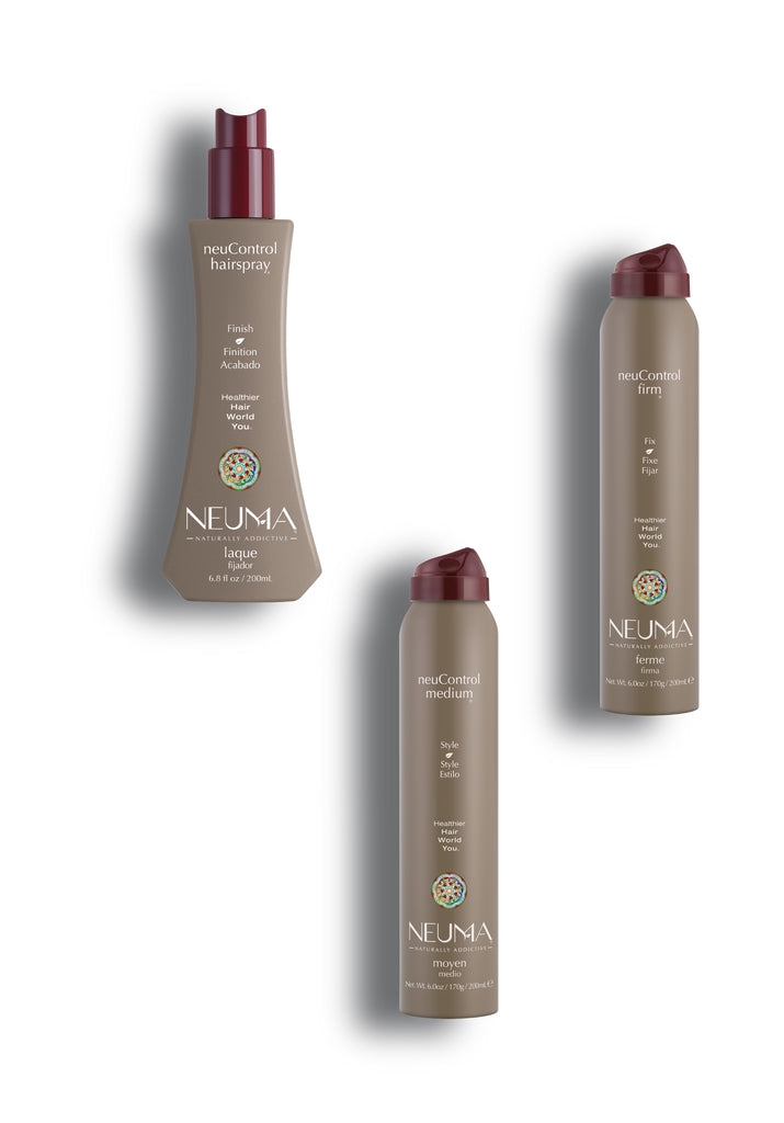 NEUMA neuControl hairsprays Collection