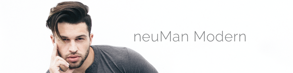 NEUMA Neuman hair care for men grooming