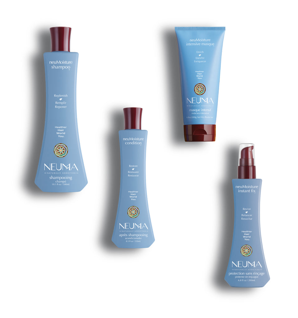 NEUMA neuMoisture Hair Care Collection