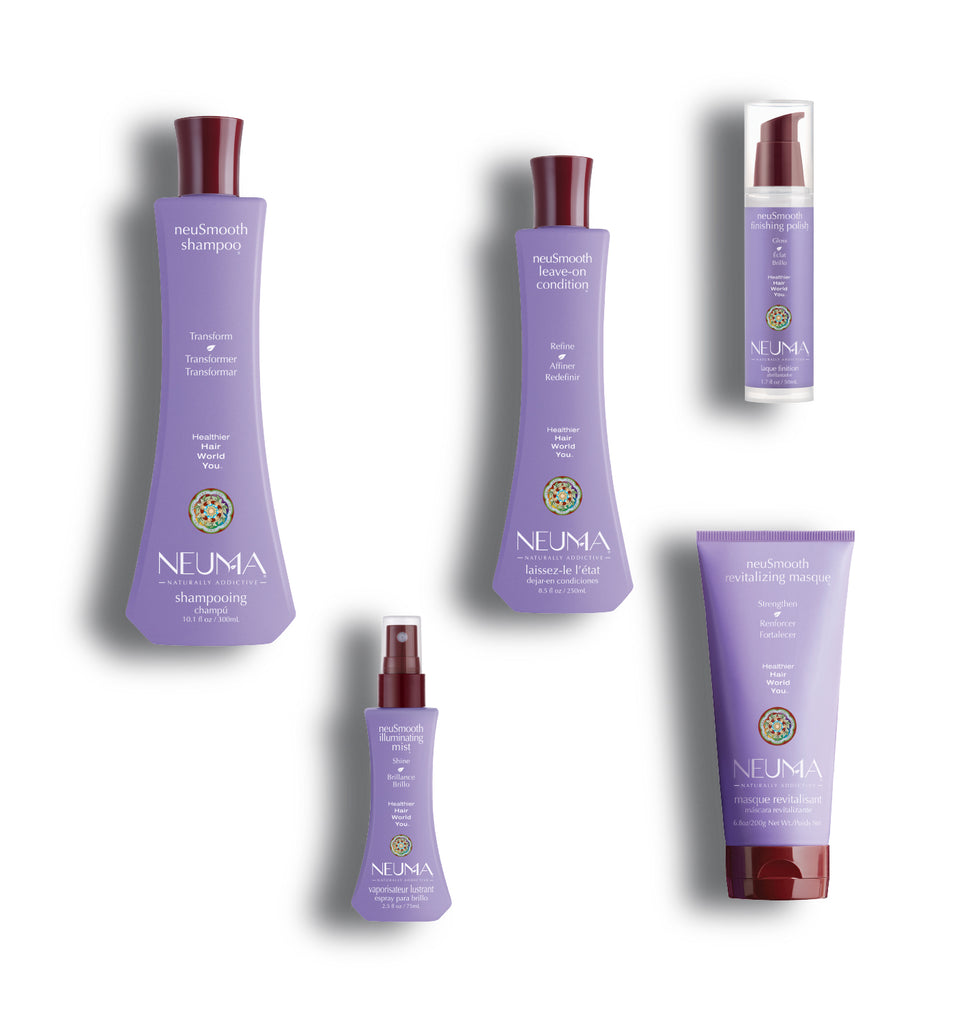 NEUMA neuSmooth Hair Care Collection