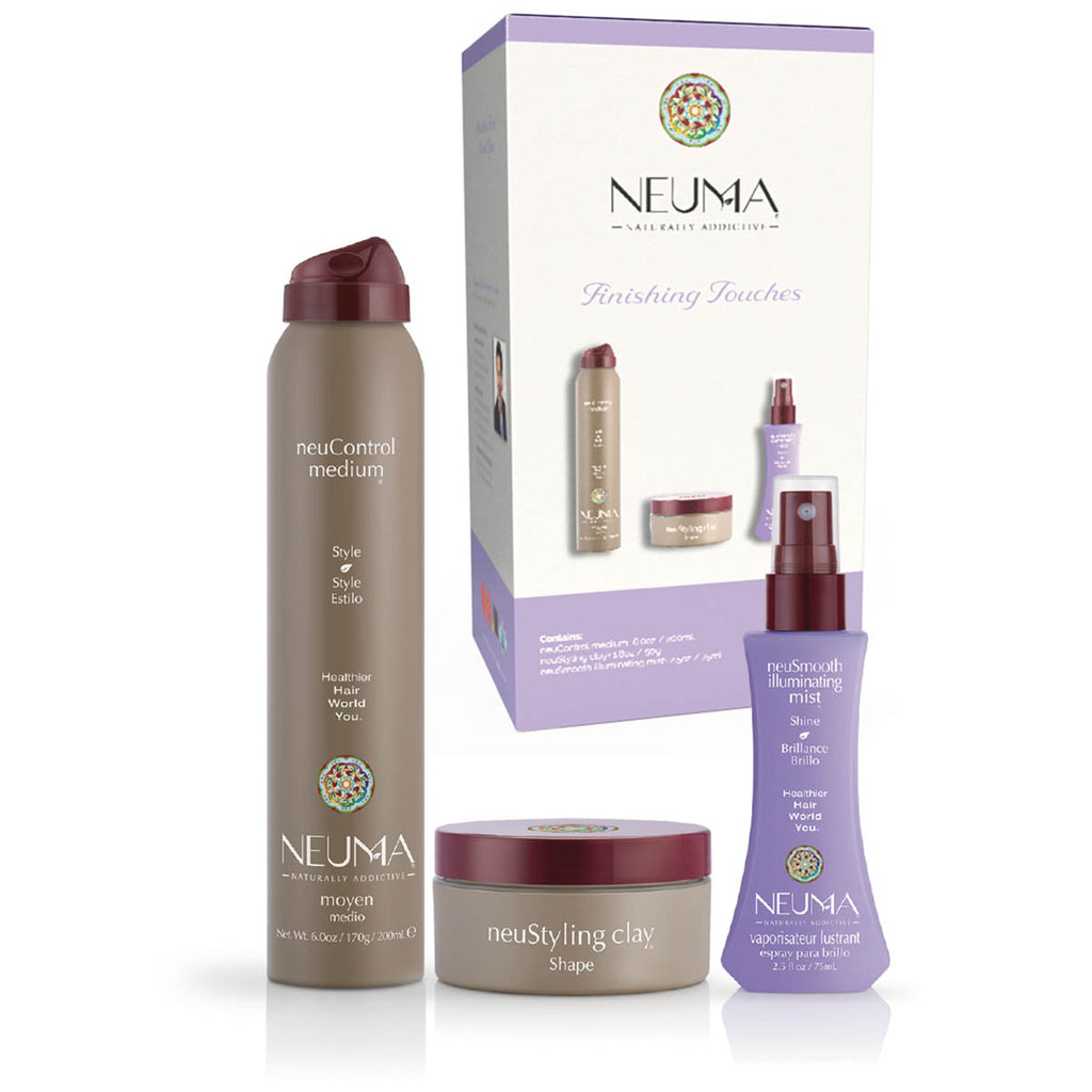 Finishing Touches Hair Care Gift Set ... Save 25%