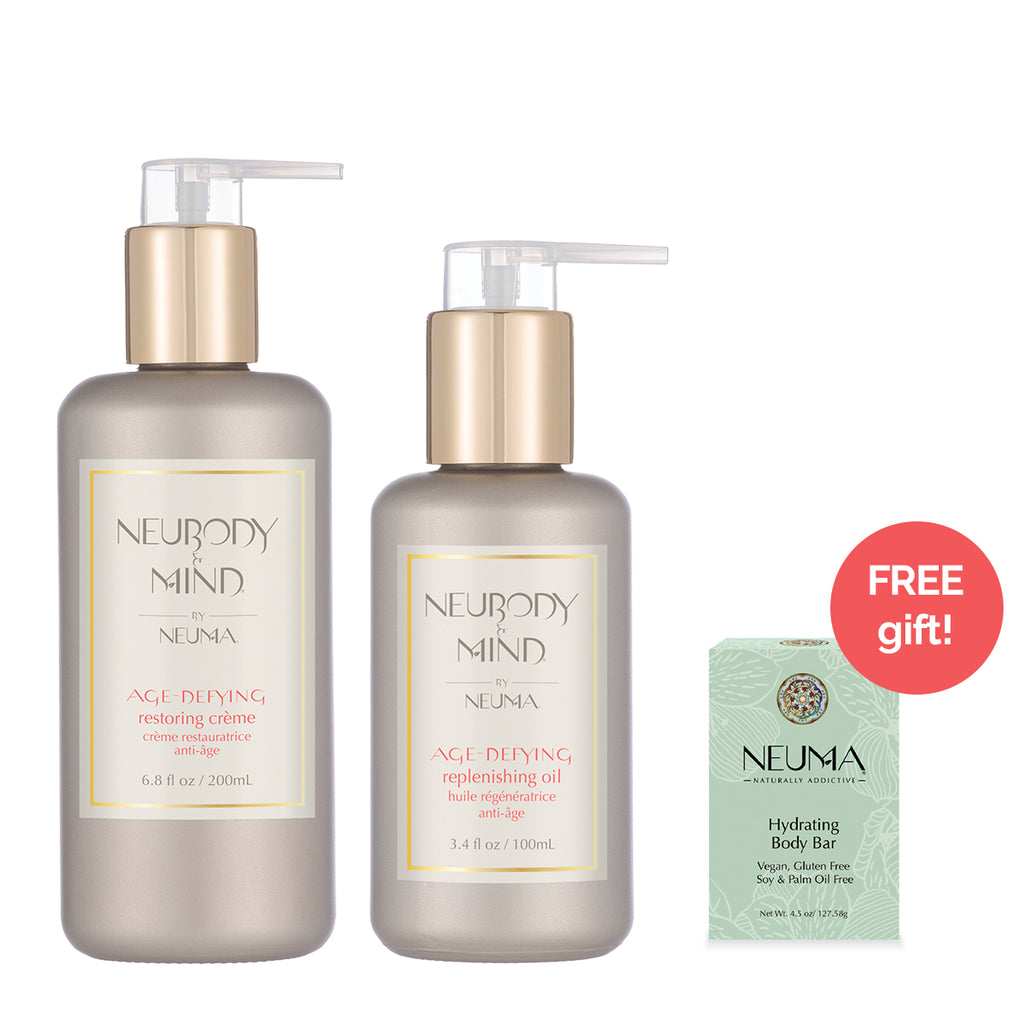 neuBody & Mind Gift Set with FREE Gift!