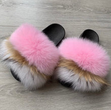 Load image into Gallery viewer, Stay Fur Slippers