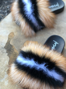 S'mores Fur Slippers