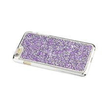 Load image into Gallery viewer, Reiko Iphone 6s Plus Jewelry Bling Rhinestone Case In Purple