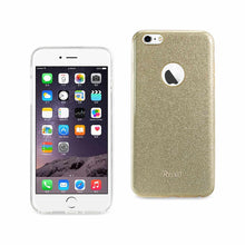 Load image into Gallery viewer, Reiko Iphone 6 Plus- 6s Plus Shine Glitter Shimmer Hybrid Case In Gold