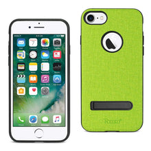 Load image into Gallery viewer, Reiko Iphone 7- 6- 6s Denim Texture Tpu Protector Cover In Green