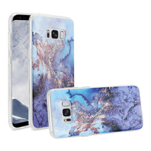 Load image into Gallery viewer, Reiko Samsung Galaxy S8- Sm Azul Mist Cover In Blue