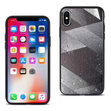 Load image into Gallery viewer, Reiko Iphone X Design Tpu Case With Shades Of Oblique Stripes