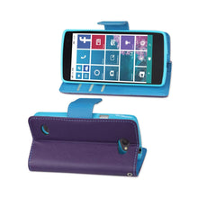 Load image into Gallery viewer, Reiko Lg Lancet 3-in-1 Wallet Case In Navy