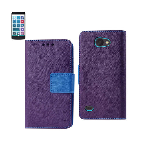 Reiko Lg Lancet 3-in-1 Wallet Case In Navy
