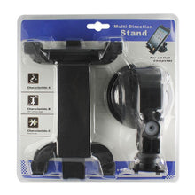 Load image into Gallery viewer, Phone Holder For Car (suction On Glass) Clip Ipad Black