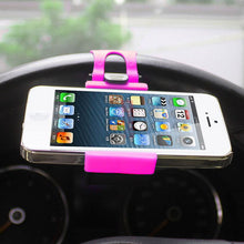 Load image into Gallery viewer, Reiko Phone Socket Holder In Hot Pink