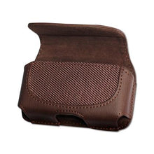 Load image into Gallery viewer, Horizontal Pouch Hp07a Blackberry 8300 In Brown 4.30 X 2.40 X 0.60 Inches