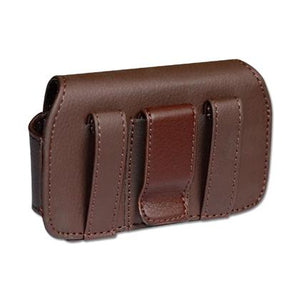 Horizontal Pouch Hp07a Blackberry 8300 In Brown 4.30 X 2.40 X 0.60 Inches