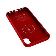 Load image into Gallery viewer, Iphone X Battery Case With Qi Wireless Charging, Support Lightning Headphone, Real 3000mah Rechargeable Extended Protective Battery Charging Case For Iphone X In Red