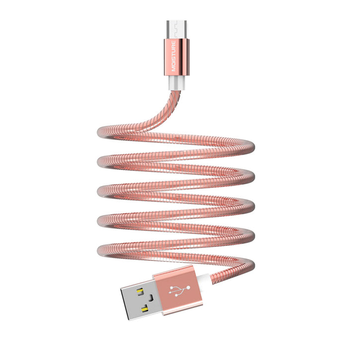 High Speed Micro Data Cable In Pink