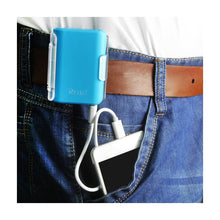 Load image into Gallery viewer, Reiko 4000mah Universal Power Bank With Cable In Blue