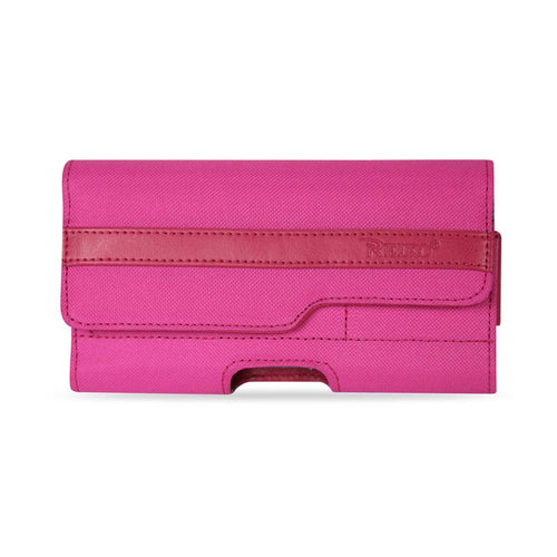 Horizonta Rugged Pouch Samsung Galaxy Note4 Plus Hot Pink