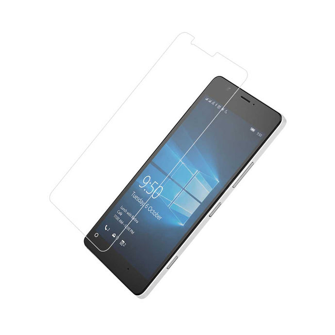 Reiko Nokia Lumia 950 Tempered Glass Screen Protector In Clear