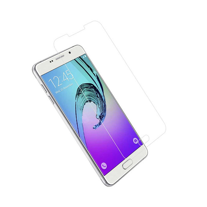 Reiko Samsung Galaxy A7 (2016) Tempered Glass Screen Protector In Clear