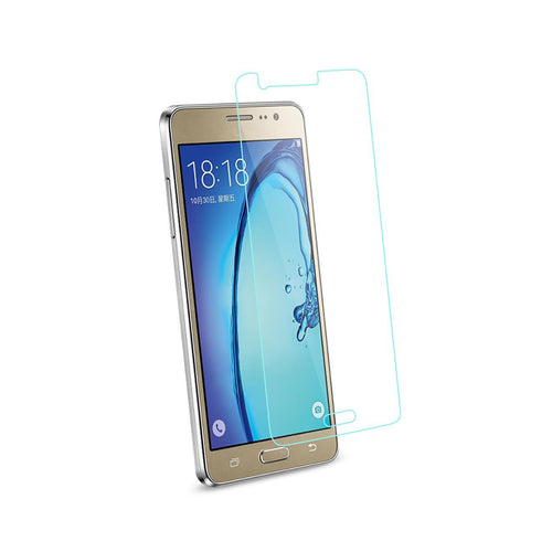 Reiko Samsung Galaxy On5 Tempered Glass Screen Protector In Clear