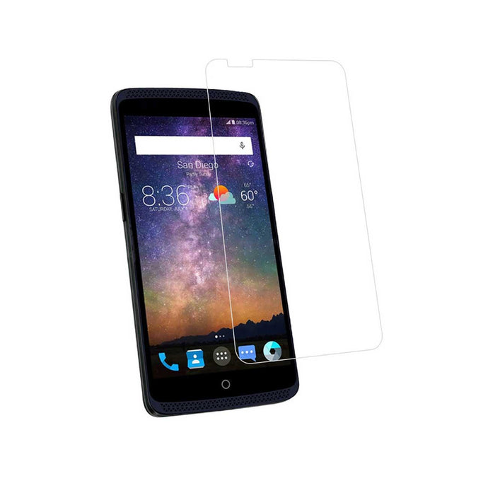 Reiko Zte Axon Pro Tempered Glass Screen Protector In Clear