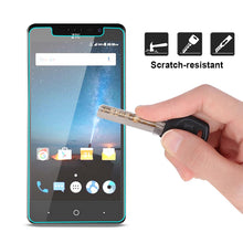 Load image into Gallery viewer, Reiko Zte Blade Z Max-z982-zte Sequoia Tempered Glass Screen Protector In Clear