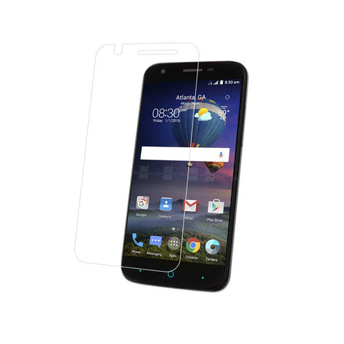 Reiko Zte Grand X3 Tempered Glass Screen Protector In Clear