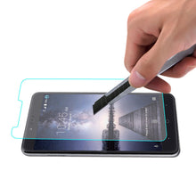 Load image into Gallery viewer, Reiko Zte Zmax Pro- Z981 Tempered Glass Screen Protector In Clear