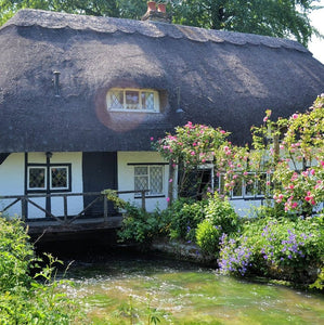 Is the Craft-Tea Cottage a real place?