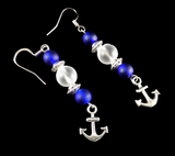 Anchors Away Dangle Earrings