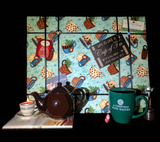 Chai Tea/Coffee French Picture Board