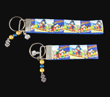 Duck Tales Ribbon Key-chain