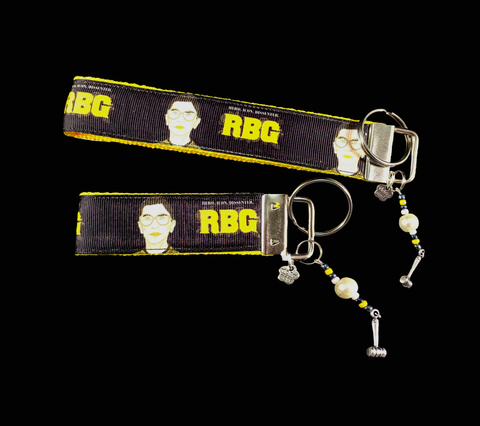R.G.B. Strong Wristlet Keychain